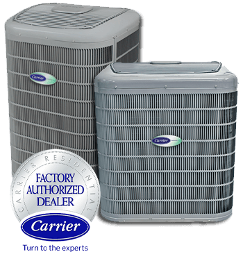 Carrier AC and Heat Pump Products - Welmann Heating and Air