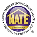 Wellmann Heating & Air Inc Employs NATE Certified Technicians